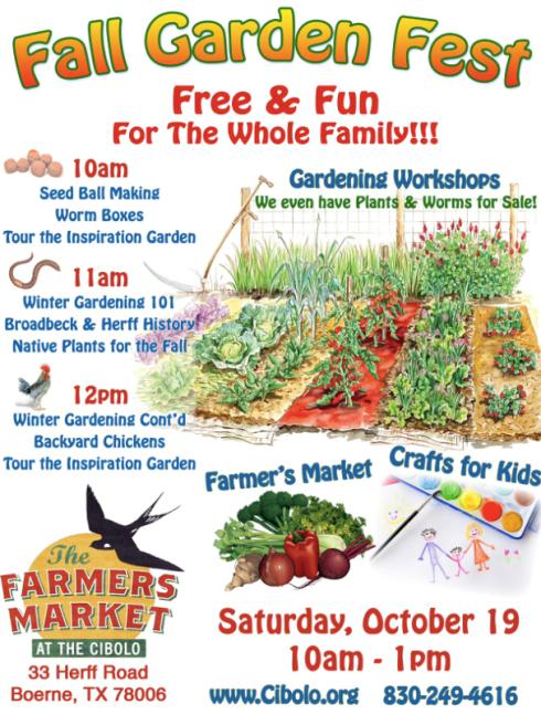 Fall Garden Fest